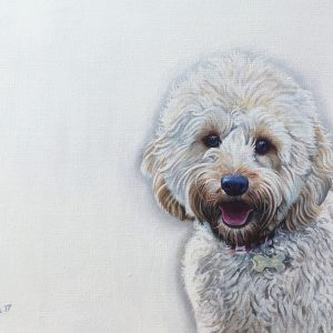 Trixie the Cockerpoo (commission)