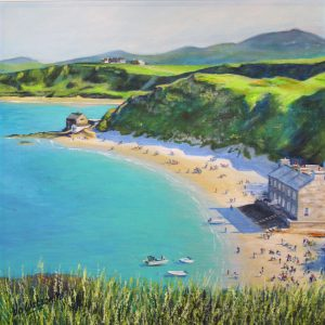 Along the Coast in Nefyn...(fine art print)