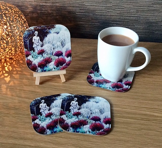 alliums coaster